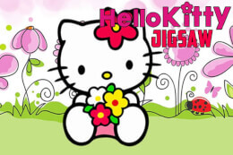 Hello Kitty Jigsaw thumb