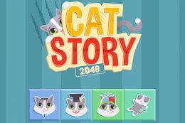 Cat Story 2048 thumb