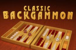Classic Backgammon thumb