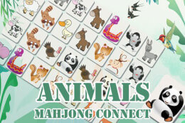Animals Mahjong Connect thumb