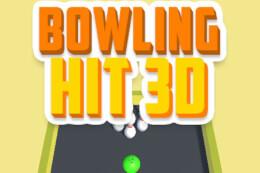 Bowling Hit 3D thumb
