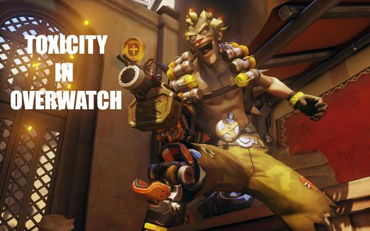 Toxicity in Overwatch