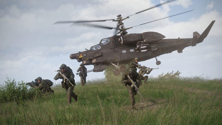 Arma 3 Steam Free Week Starts Today!