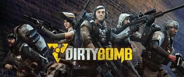 Dirty Bomb - Go back to the roots of the FPS genre in this fast-paced team based shooting game that you won't be able to let go of.
