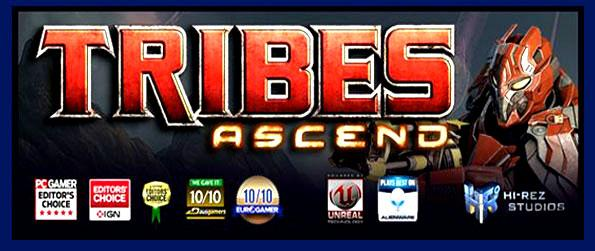 Tribes: Ascend - The latest installment of the intense online Tribes retro FPS game which has gained so much popularity over the years since the late 1990's.