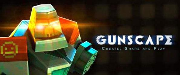 Gunscape - Build your own map and play exciting missions in Gunscape.