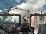 Machine gun in Modern Combat 5: Blackout