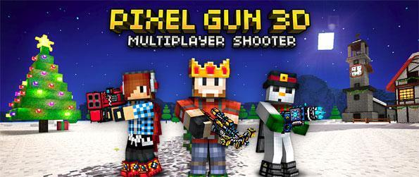 Pixel Gun 3D - Enjoy this innovative shooter game that's unlike anything else you've seen before.