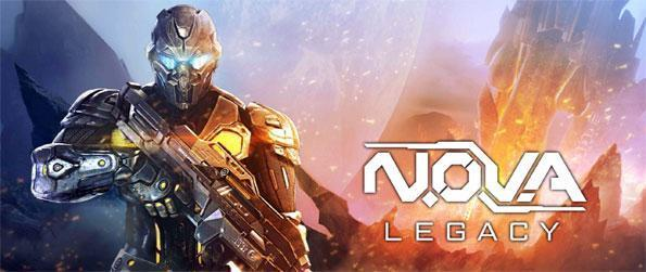 N.O.V.A. Legacy - Play this EPIC MMOFPS game that takes the critically acclaimed series to new heights.