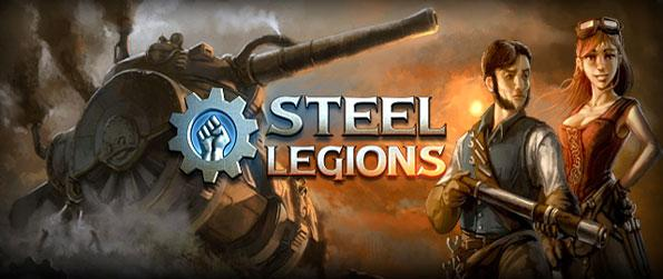 Steel Legions - Enjoy this epic action strategy game in which you'll get to take control of insanely powerful combat vehicles.