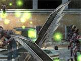Counter Strike: Nexon Zombies Swords