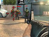 Unkilled shooting down zombies