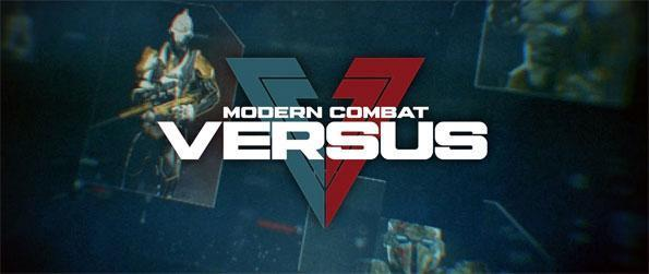 Modern Combat Versus - Engage in an epic first person shooter battle in Modern Combat Versus.