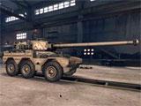 Garage in Tank Force