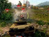 Armored Warfare Tank Battle