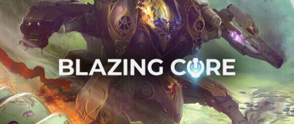 Blazing Core - Dive into an all-out battle for the control of the objective with your teammates in this sci-fi-themed MOBA, Blazing Core!
