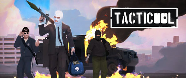 Tacticool - Enjoy this highly strategic and engaging shooter game that you'll be able to sink countless hours into.