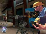 Engineer gameplay in Team Fortress 2