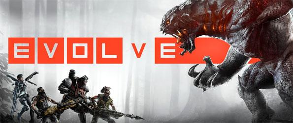 Evolve Stage 2 - Enjoy some unique 4-vs-1 gameplay in this co-op shooter game in Evolve Stage 2!