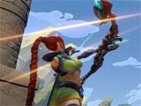 Paladins: Champions of the Realm taking down foes