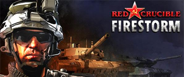 Red Crucible: Firestorm - Dive into all the shooting action in this amazing third installment of the popular Red Crucible franchise!
