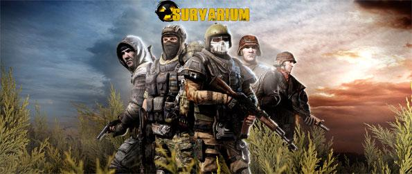 Survarium - Immerse yourself in the post-apocalyptic world of Survarium and shoot your opponents to survive!
