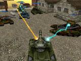 Tank heals in Tanki Online