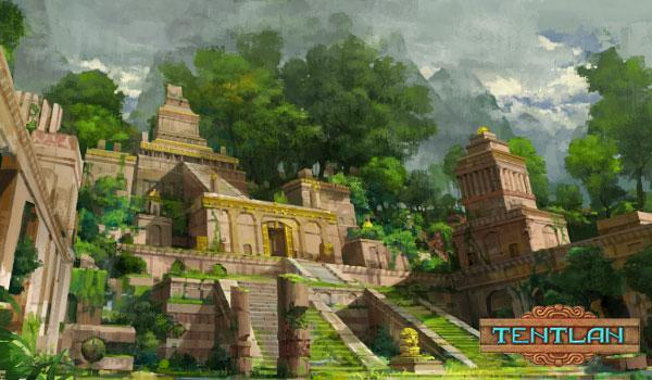 Build Your Mighty Mayan Empire in Tentlan