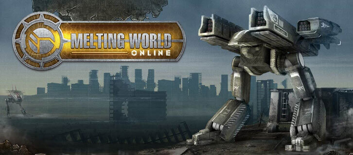 Melting World Online Has Been Released on Steam Early Access!