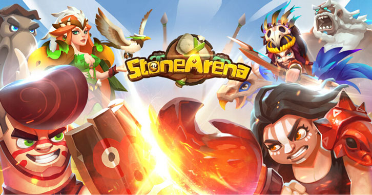 3v3 RTS Mobile Game, Stone Arena, is Set to Launch Globally in July