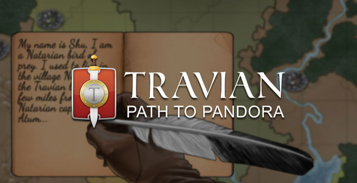 Prepare Yourself for Travian: Path to Pandora!