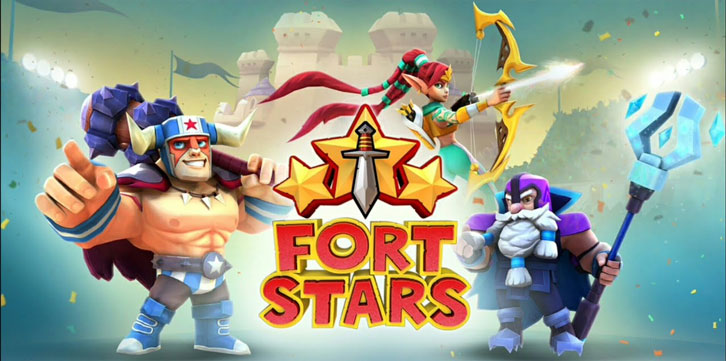 SimCity and EA Maxis Veterans Launch Debut Indie Project: Fort Stars