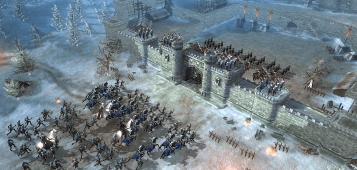 Browser-Based MMO Strategy Game, Game Of Thrones: Winter Is Coming, Launches Worldwide
