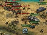 All out tank battle in General War: Memories