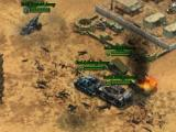Desert clash in General War: Memories