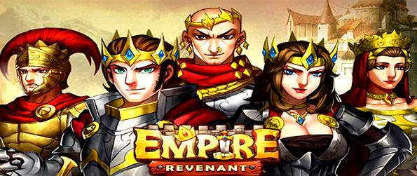 Empire: Revenant - Things may look the same but in being so, be very different after all.