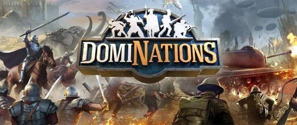 DomiNations - Play this high quality strategy game in which you'll get to create and grow a prosperous civilization.