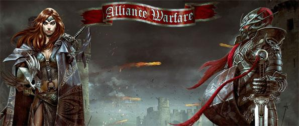 Alliance Warfare - Enjoy this addicting MMORTS that'll have you glued to your screen for hours.