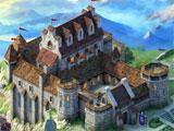 Throne: Kingdoms of War: Develop your town