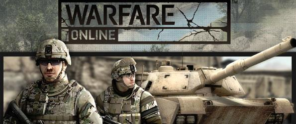 Warfare Online - A combination RTTS and Card action game that will keep you riveted to your computer screen till you win or loose the game. Then, you'll want to play some more…