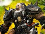 Orc and knight in War and Order