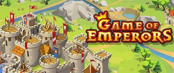 Game of Emperors - Develop your empire from the ground up and amass an army that will make your enemies tremble in this brilliant MMO strategy game!