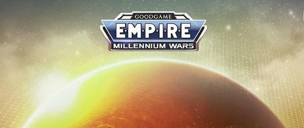 Empire: Millennium Wars - Join the thousands of corporations as the flock to Mars in hopes of striking it rich by mining Millennium in Empire: Millennium Wars!
