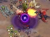 A battle in Art of Conquest