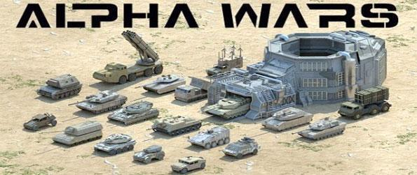 Alpha Wars - Enjoy a stunning new Strategy game full of action and pvp combat.