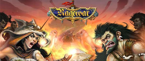 Rage War - Assume your role as the ruler of a small tribe and develop it into an empire in this brand-new MMO strategy game, Rage War!