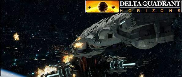 Delta Quadrant: Horizons - Build your own space empire.