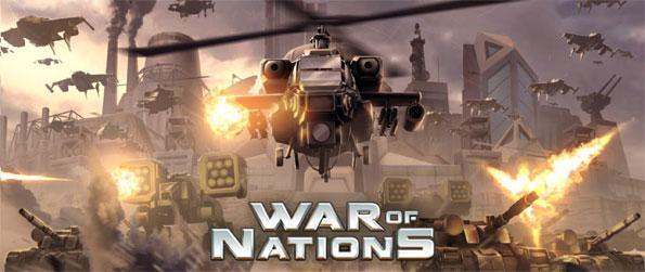 War of Nations - Build an enormous military base in this addicting MMORTS that doesn't disappoint.