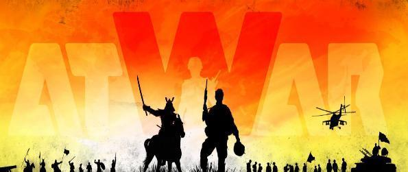 atWar - Play atWar, a game like the popular board game Risk, and be treated to large scale warfare while going up against players around the world.