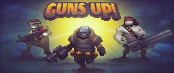 GUNS UP! - Grab hold and download a copy of GUNS UP!, a military strategy tower defense and offense game in the Playstation 4.